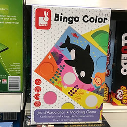 Bingo Colour Game by Janod on Localy.co.uk (GX1)