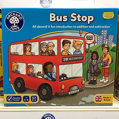 Bus Stop Game by Orchard Toys on Localy.co.uk (GX1)