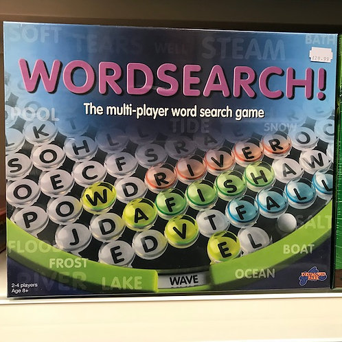Wordsearch Game by Drumond Park on Localy.co.uk (GX1)