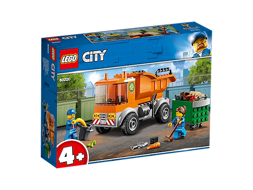 LEGO 60220 City Great Vehicles Garbage Truck (GX1)