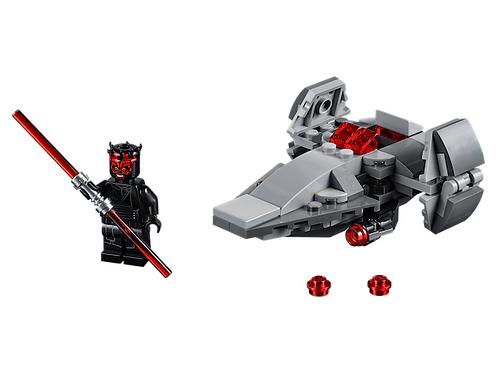 LEGO 75224 Star Wars Sith Infiltrator Microfighter (GX1)