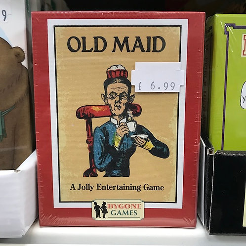 Old Maid Card Game on Localy.co.uk (GX1)