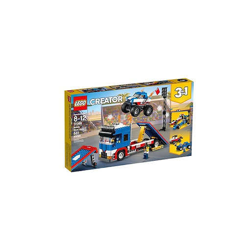 LEGO 31085 Creator 3-in-1 Mobile Stunt Show - HARD TO FIND (GX1)