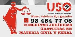 USO CONSULTAS JURIDICAS CIVIGRATUITAS PENAL