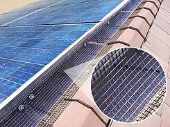 WM132 Solar Panel Mesh Clip 3 Enalrgemen