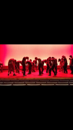 CSU Summer Arts Stage Combat 2014