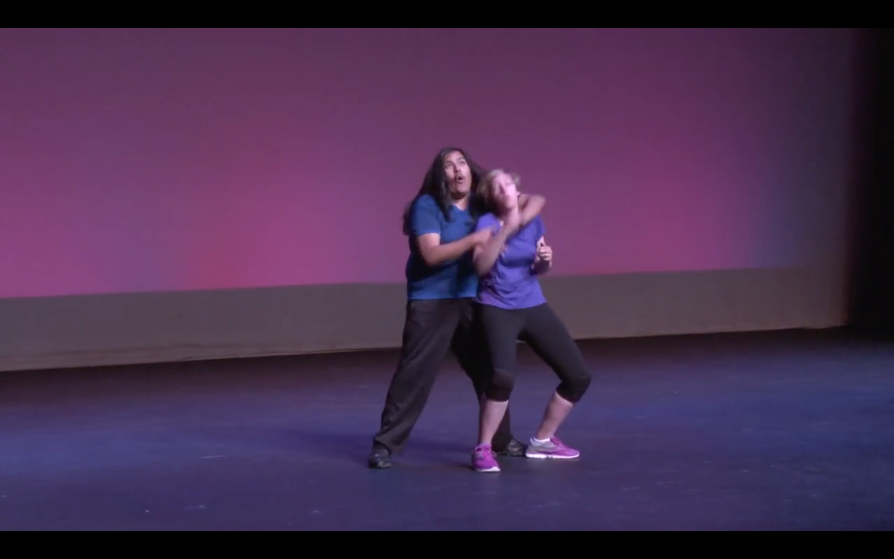 CSU Summer Arts Stage Combat 2014