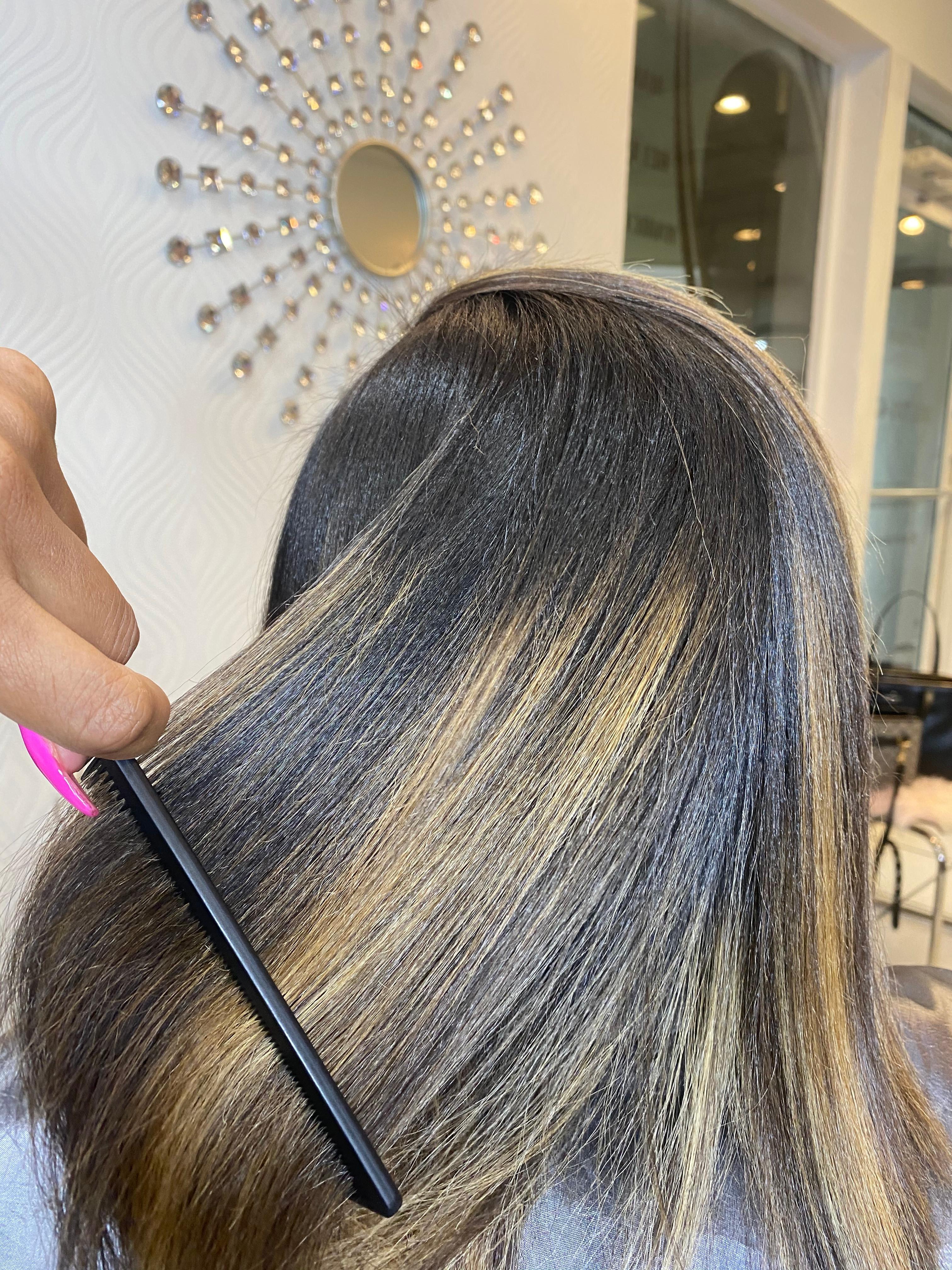 Haircolor Natural Hair