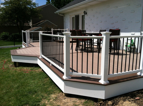 Lovewell Fence Low Maintenance Decking