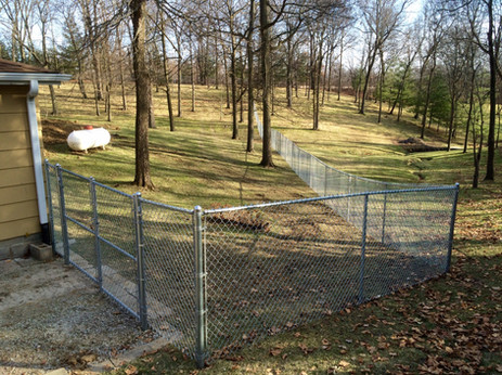 Lovewell Chain Link Fencing