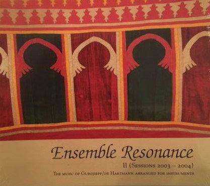 """ENSEMBLE RESONANCE, """"II"""" (Sessions 2003-2004)"""