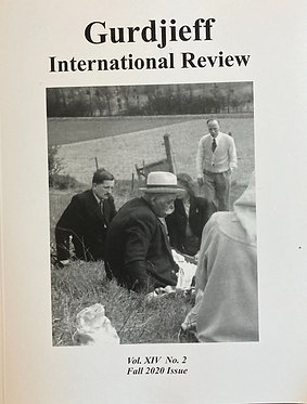 Gurdjieff International Review /Vol. XIV, No. 2: Pupils of Gurdjieff IV