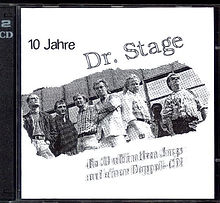 CD 10 Jahre Dr. Stage - Dr. Stage (1998)