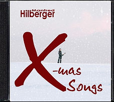 CD X-mas Songs - Manfred Hilberger (2009)