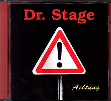 CD Achtung - Dr. Stage (1995)