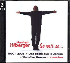 CD Egoist - Manfred Hilberger (2007)