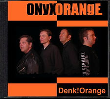 CD Denk!Orange - OnyxOrange mit Manfred Hilberger (2008)
