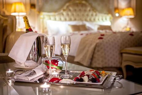 Романтический вечер Отель Венера