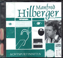 CD Achtspurtinnitus - Manfred Hilberger (1998)