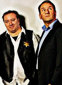 Manfred Hilberger und Patrick Kaletsch, OnyxOrange