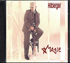 CD Magie - Manfred Hilberger (2009)