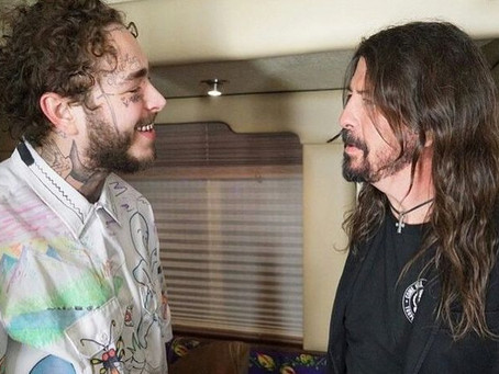 Dave Grohl Shares Opinion on Post Malone's Nirvana Tribute & Blink-182's Travis Barker Playing Drums