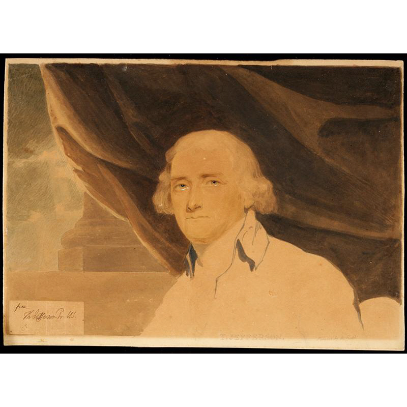 JA1 Jefferson portrait by Fields