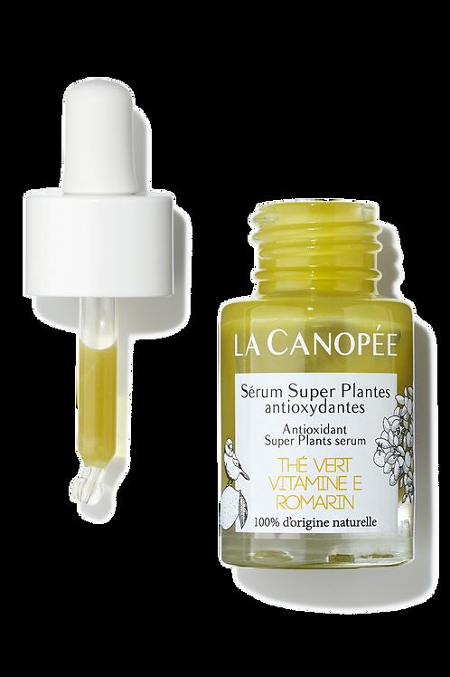 Sérum super plantes antioxydantes