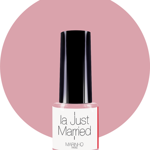 La Just Married Vernis Semi-permanent Doux