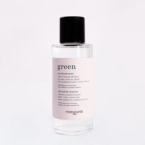 Eau Dissolvante Green