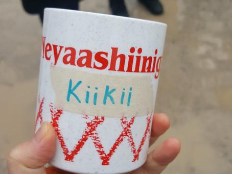 Chii-Miigwetch, Neyaashiinigmiing :')