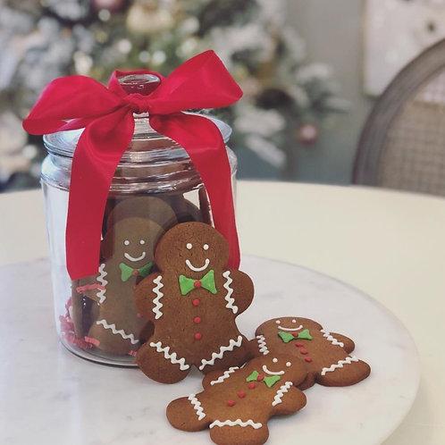 Gingersnap Men Gift Jar!
