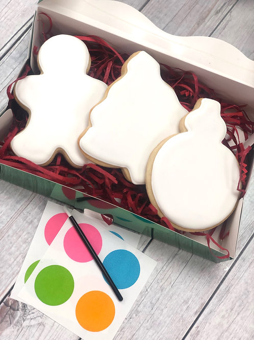 Paint-Your-Own Cookie Set!