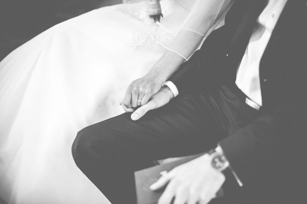 Hochzeitszeremonie