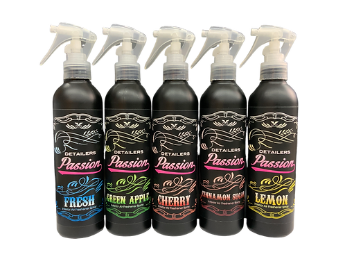 Detailers Passion Full Set of Air Fresheners