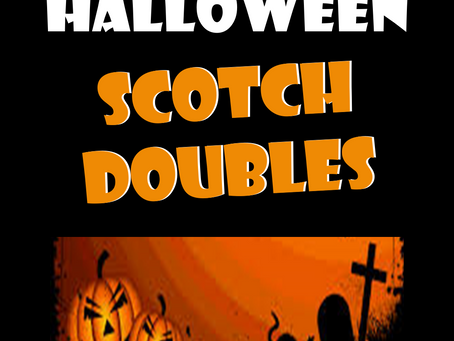 Halloween Scotch Doubles