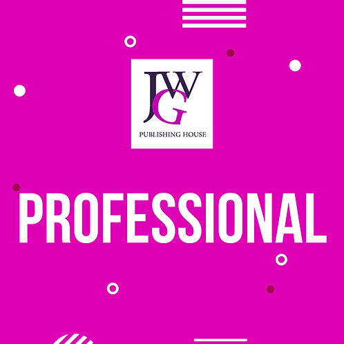 JWG PUBLISHING PROFESSIONAL PACKAGE
