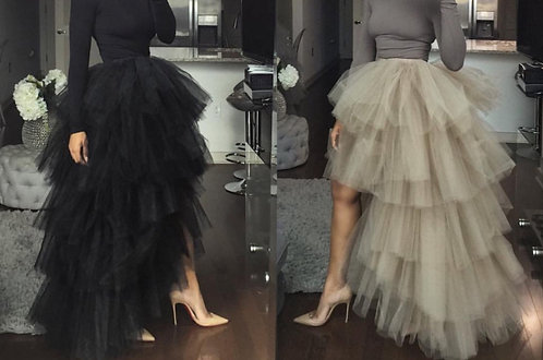 HIGH END TULLE