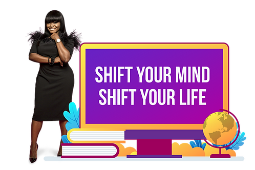 SHIFT YOUR MIND SHIFT YOUR LIFE