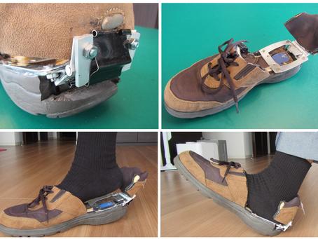 強い板バネを探して。《手楽靴(てらくくつ)開発日誌7》