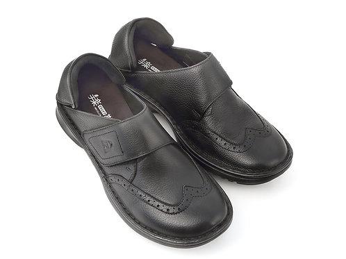 手楽靴 女性用 黒色