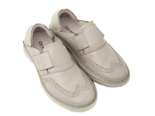 手楽靴 男性用 白色