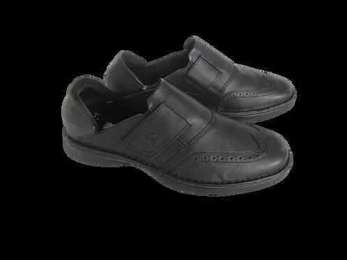 楽靴 男性用 黒色