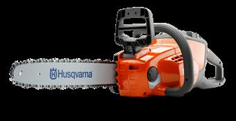 HUSQVARNA 120i + Batteria + Caricabatteria