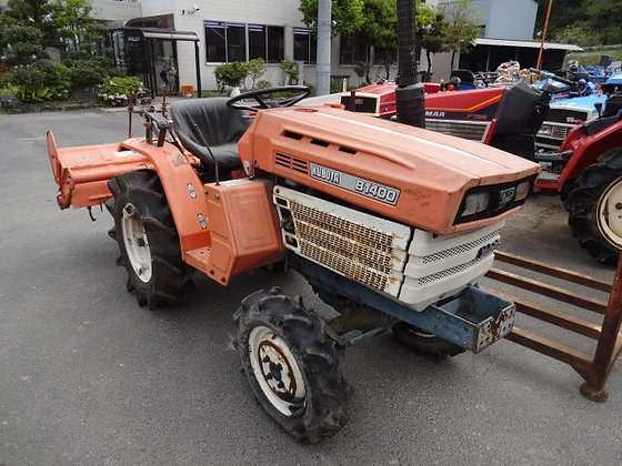 Kubota Serie B 1200-1400-1500