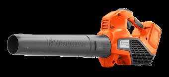 HUSQVARNA 120iB + Batteria + Caricabatterie