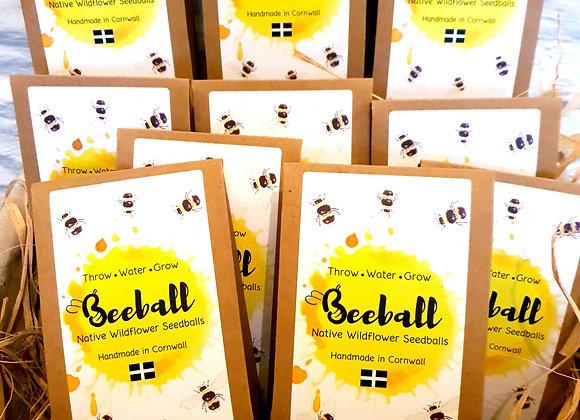 5 Packs of Wildflower Beeballs