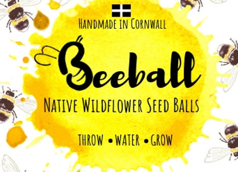 Wildflower Beeballs