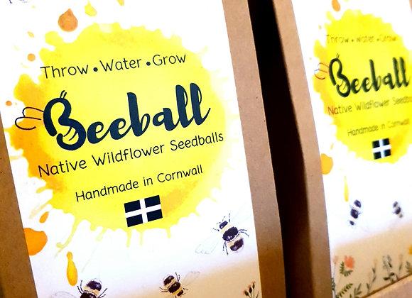 3 Packs of Wildflower Beeballs