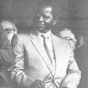 Welcome home Oliver Tambo!